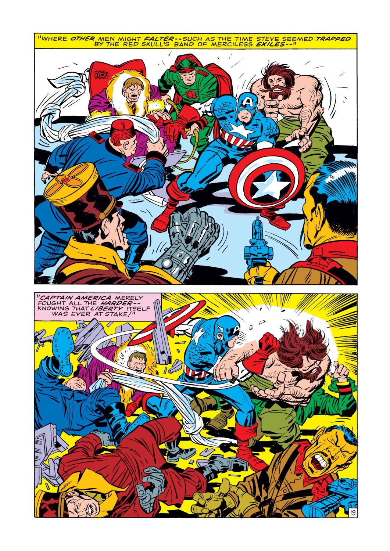 Captain America (1968) Issue #112 #26 - English 20