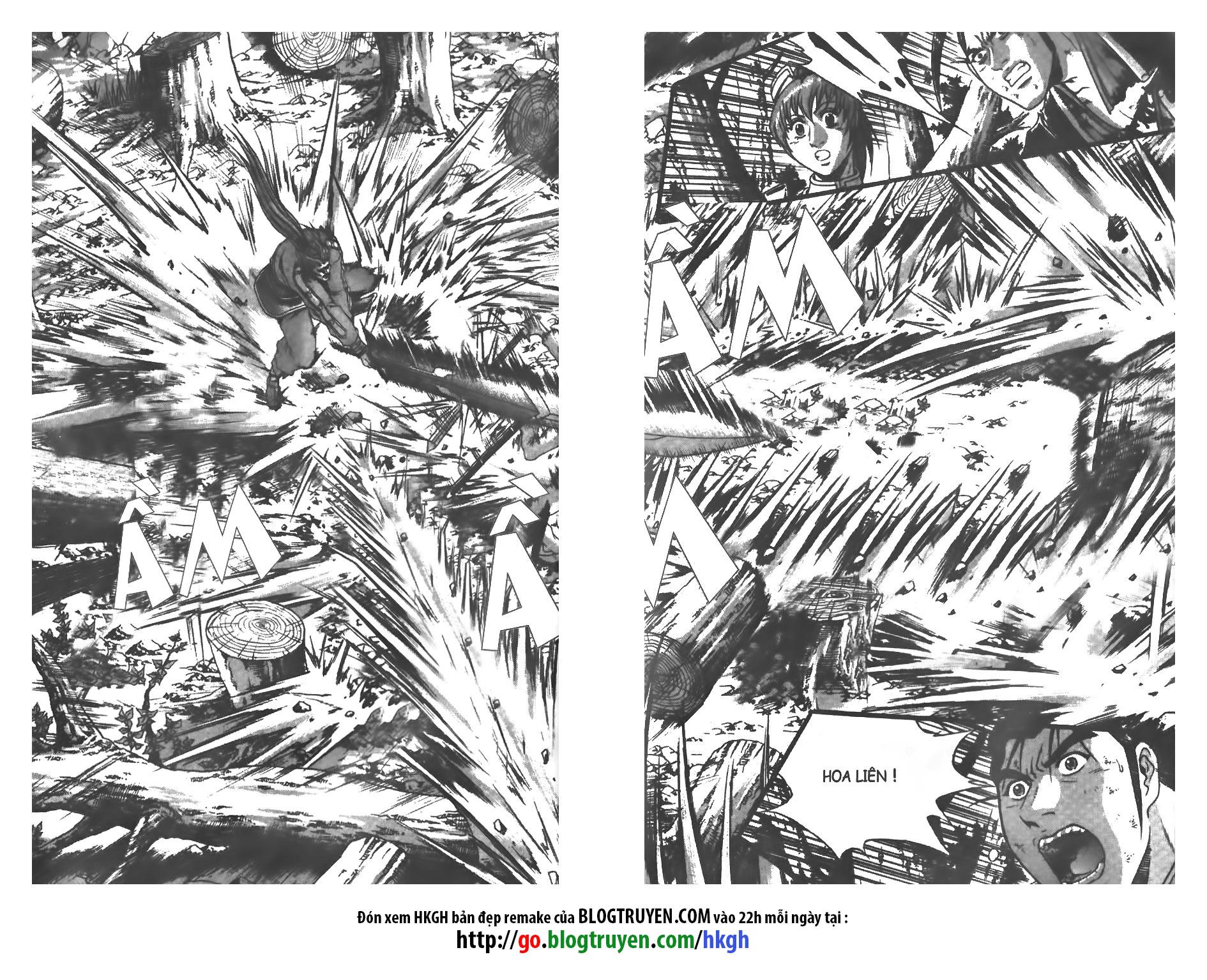 Hiệp Khách Giang Hồ - Hiệp Khách Giang Hồ Chap 258 - Pic 3
