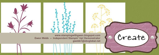 Stamping With Gwen