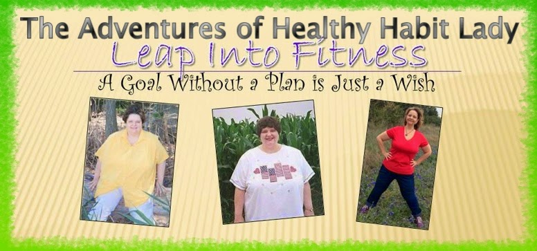 The Adventures of Healthy Habit Lady