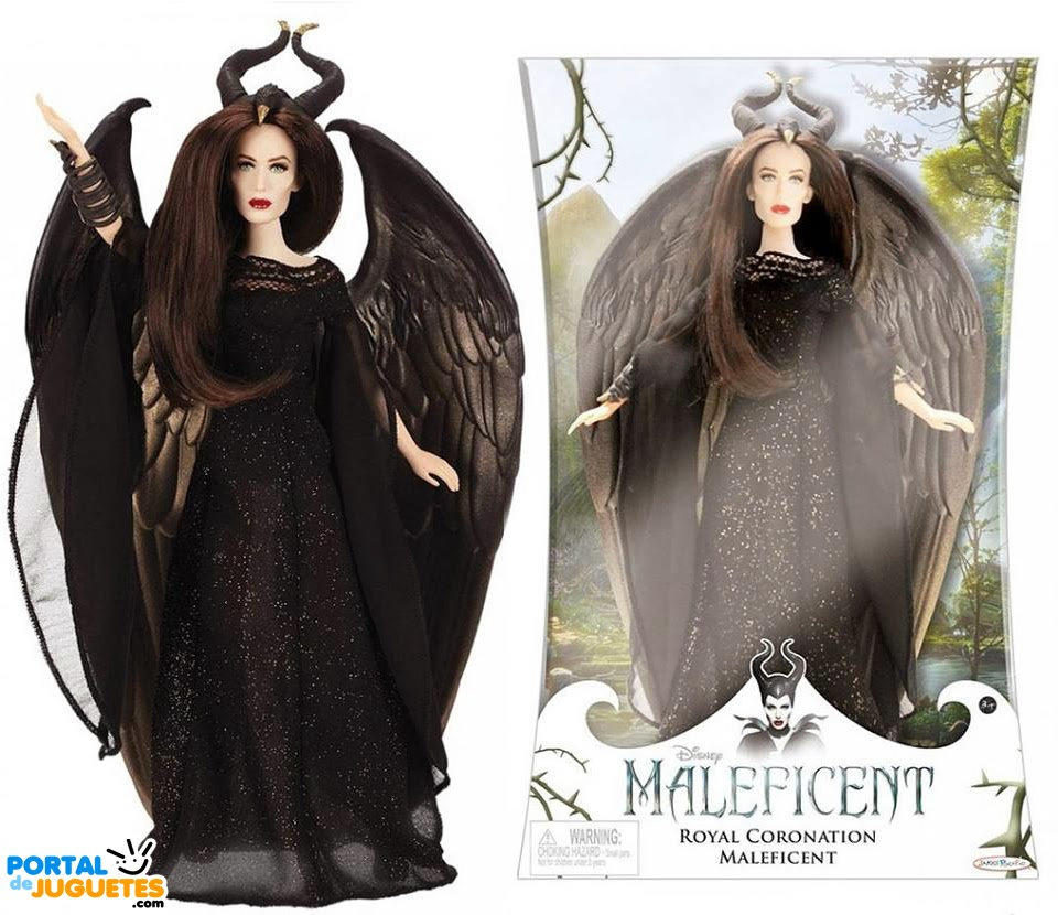 Muñeca Maléfica Royal Coronation Maleficent