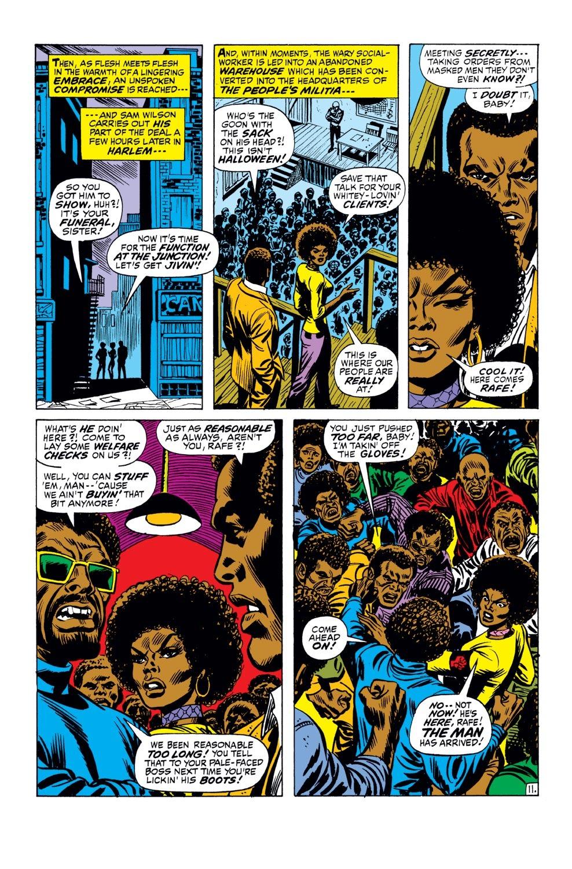 Captain America (1968) Issue #143 #57 - English 12