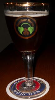 Hoepfner Porter beer