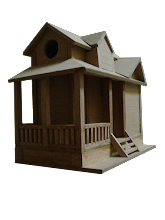 Birdhouse For Your Garden
