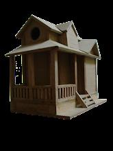 Birdhouse For Your Garden
