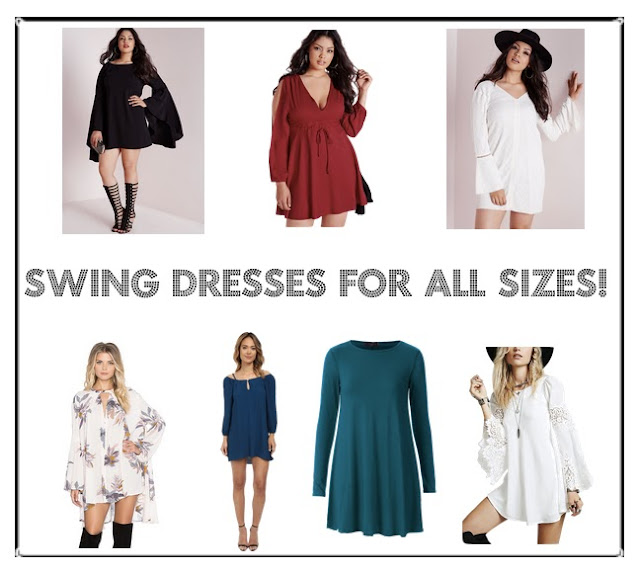Try the Trend: 70s Swing Dresses | Dressy Casual | Fall Fashion | Curvy Outfit Ideas | Petite Outfit Ideas | Plus Size Fashion | OOTD | Professional Casual Chic Fashion and Style Inspiration