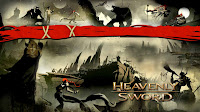 Heavenly Sword Video Game Wallpaper 16