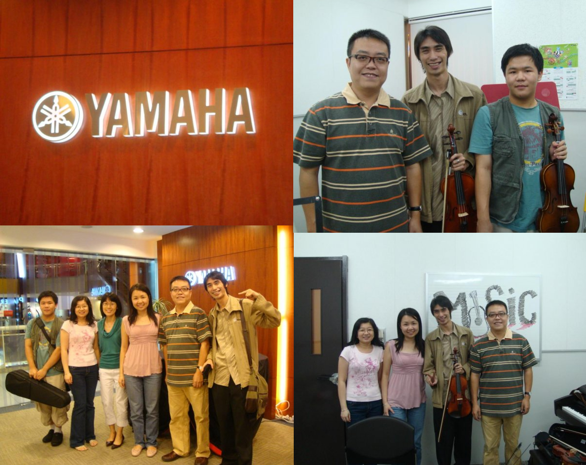 School Indonesia Singapore Yamaha Music School Singapore