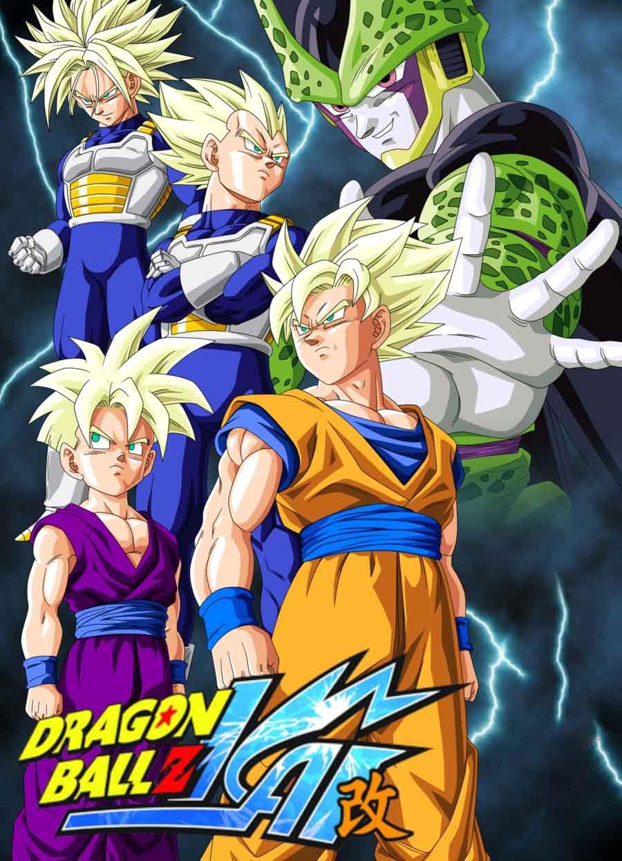 Dragon Ball Kai: Parte 3 Torrent - BluRay 720p Dublado