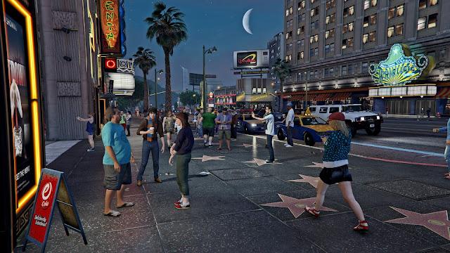 GTA V HD Wallpaper