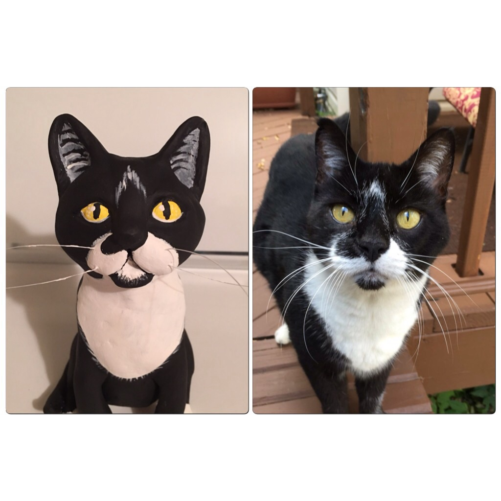 Custom Cats too!