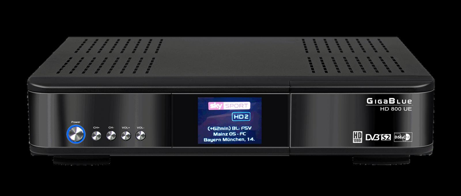 Colocar CS GigaBlueHD800UE 3 ATUALIZAÇÃO GIGABLUE HD 800 UE (versão: 4.2 ) 09/11/2015 comprar cs