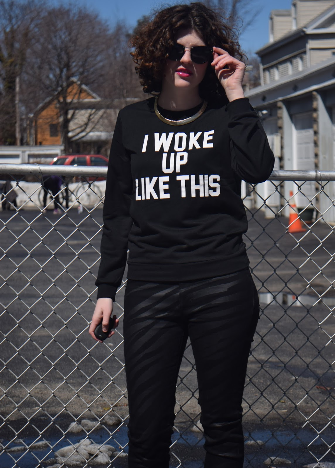 #Flawless - I Woke Up Like This | Pennies & Paper Blog