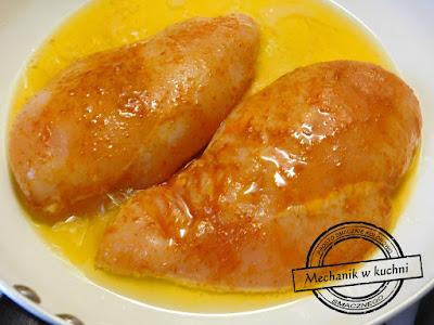Sałatka kebab kebap przekąski przyjęcie smażony kurczak masło klarowane przepisy
