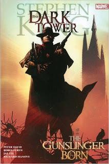 The Dark Tower Graphic Novels, The Gunslinger Born, Marvel Comics, Stephen King Store