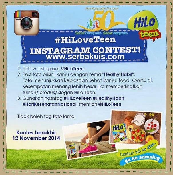 Kontes Foto Instagram Berhadiah Powerbank + Thumbler + Produk