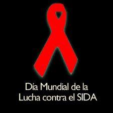 LAZO ROJO, 1 DE DICIEMBRE DIA MUNDIAL EN RESPUESTA AL SIDA