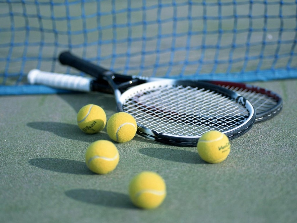 Tennis Racquet Wallpapers