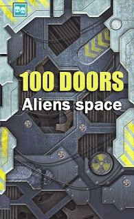 Screenshots of the 100 Doors : Aliens Space for Android tablet, phone.