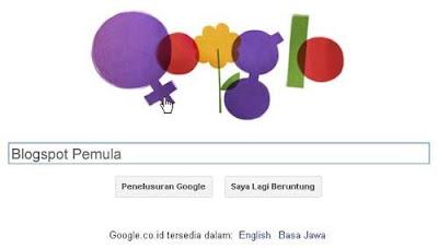Doodle Google Hari Perempuan