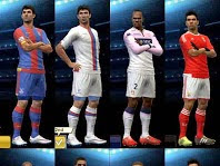 PES 2013 All New Leaked Kits 2015