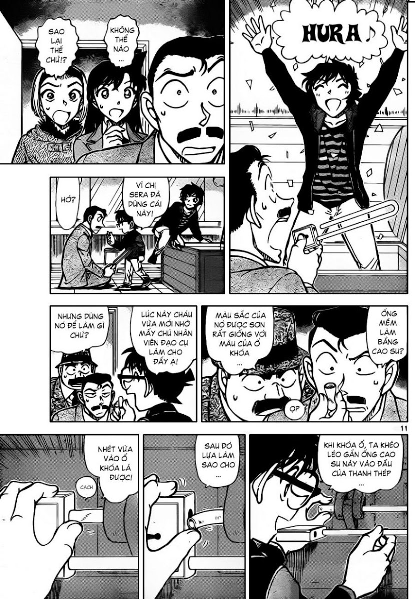 Detective Conan - Thám Tử Lừng Danh Conan chap 846 page 13 - IZTruyenTranh.com