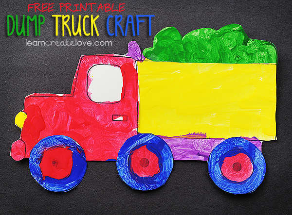 The good long road weekly kids co op trucks link up play for Good craft 2 play store
