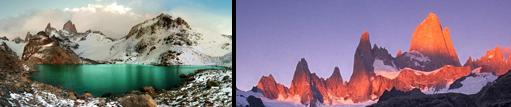 Laguna Las Tres, Mount Fitz Roy, El Chalten, Patagonia