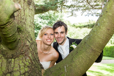 Making use of the natural features at Ormesby Hall wedding