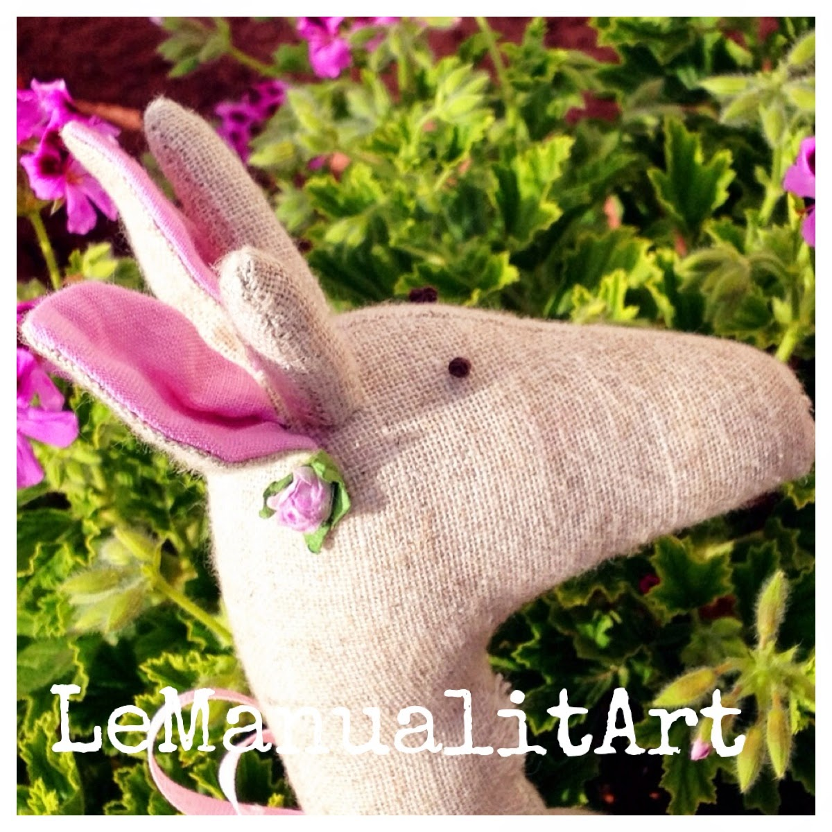 LeManualitArt Costura creativa: muñeco para niños