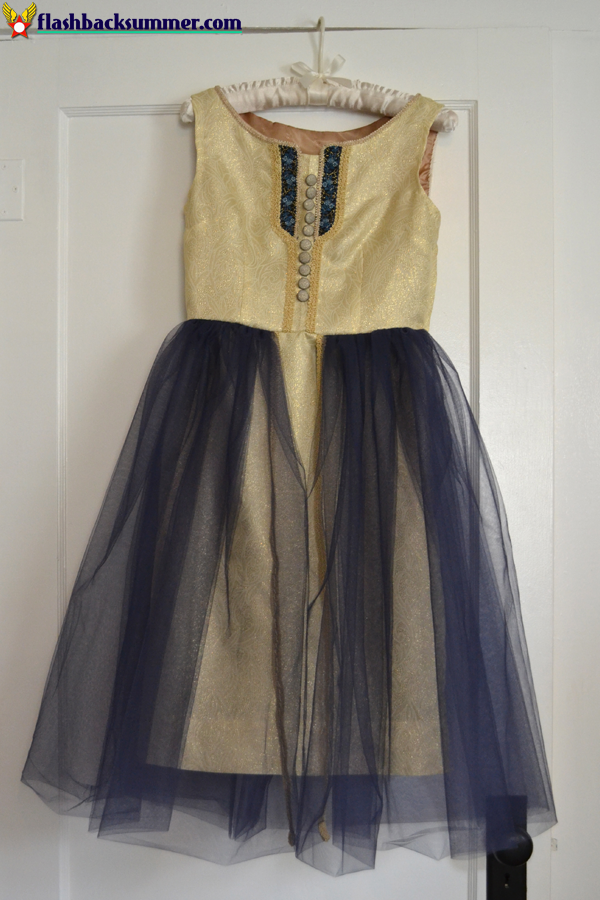 Flashback Summer: Moroccan 1960s Fusion Dress, Simplicity 3929