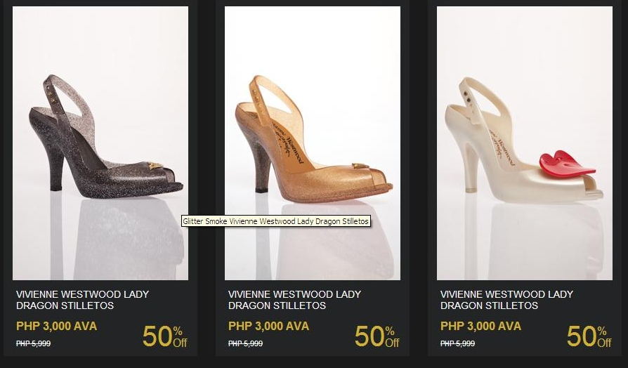 411756d6256c3e Sign up now and get to buy these awesome Melissa footwear at super  discounted prices.