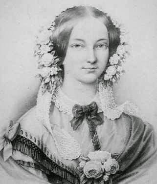 Mme la duchesse d'Orléans, née Helene zu Mecklemburg (-Schwerin)