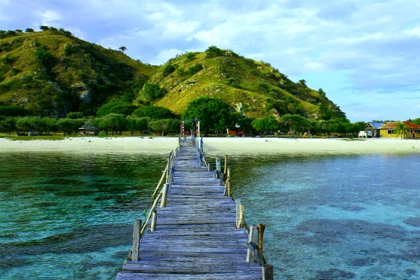wisata pantai di Gili Lombok