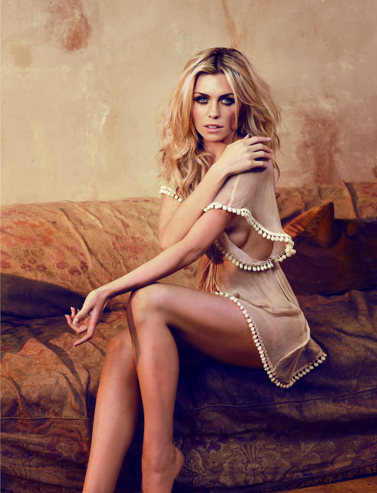 Abbey Clancy (@OfficialClancy) - Frank White Photoshoot ...