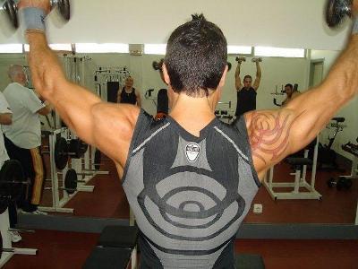 Stylo gym noticias y art culos las formas de tu cuerpo for Articulos para gimnasio