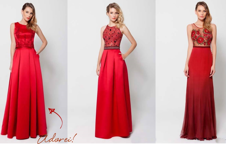 Os vestidos lindos da Cosh! - Madrinhas de Casamento