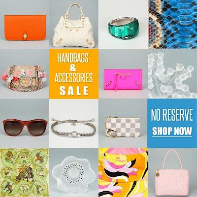 Handbag & Accessories Sale: Chanel, Hermes, Celine & Vuitton