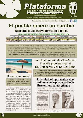 Revista Plataforma nº 70