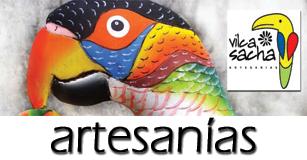 Vilca Sacha Artesanías Ecuatorianas