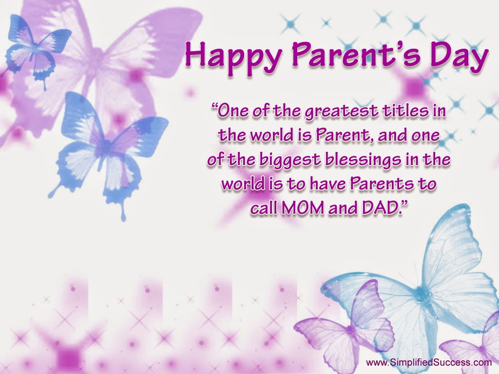 whatsapp parents day images