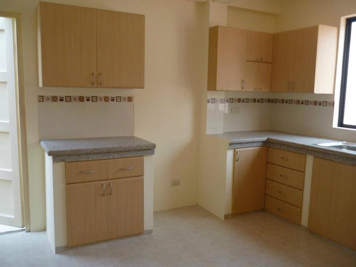 anaqueles para cocina pequena madera muebles modulares