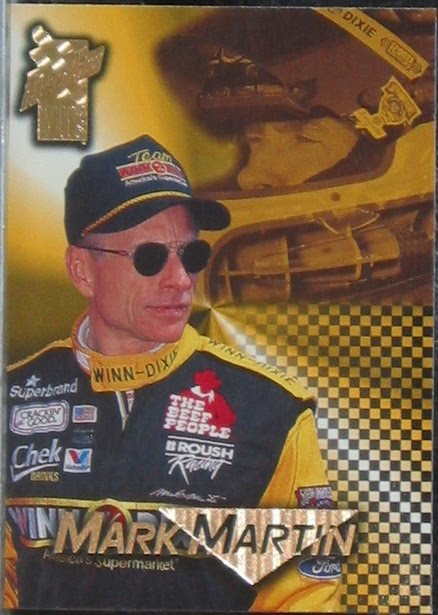 Mark Martin 1998 Busch Series