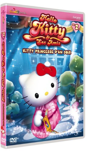 DVD Hello Kitty Aventures de Hello Kitty & ses amis - 2 - Kitty, princesse d'un soir