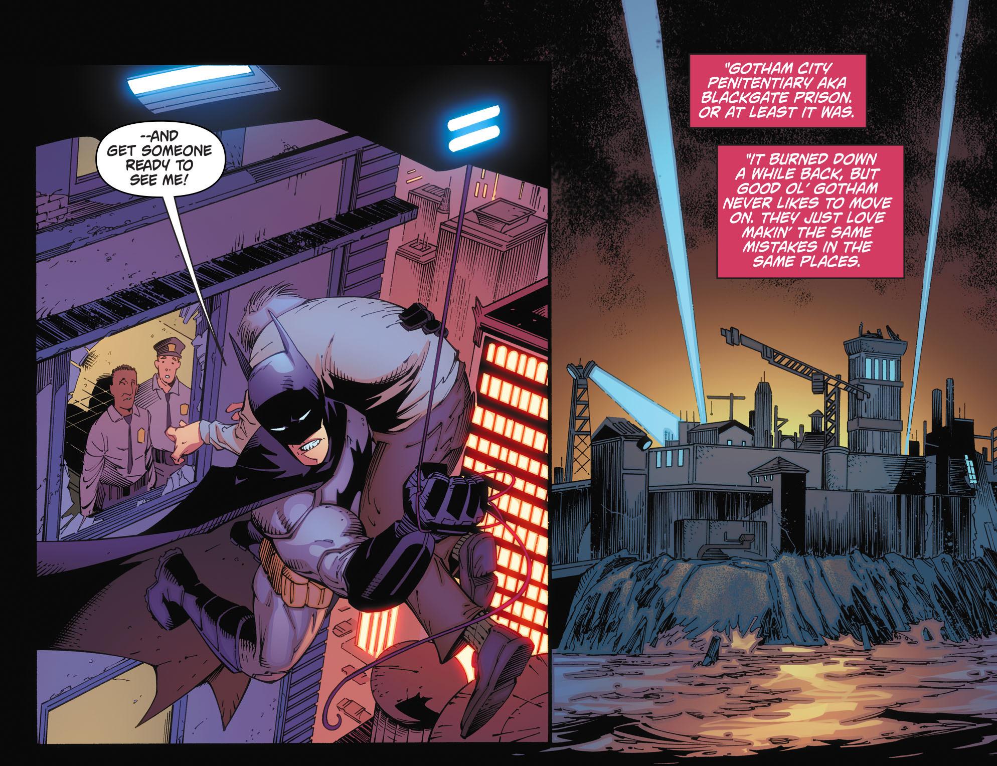 Batman: Arkham Knight [I] Issue #5 #7 - English 7