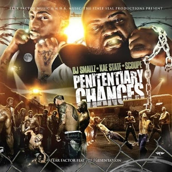 Kae State & Scoupe- Penetentiary Chances