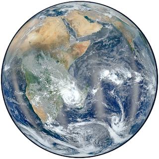 La Terre en HD