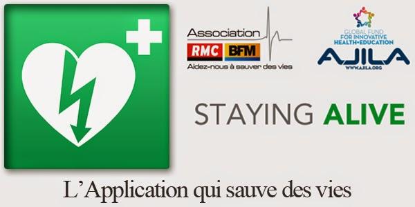 L'application Arrêt cardiaque (Staying Alive) sauve des vies