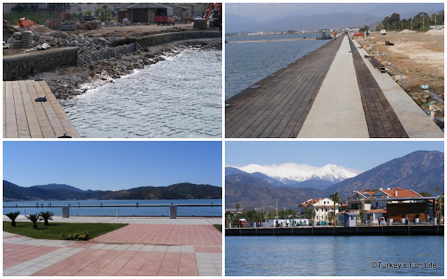 Changes To Fethiye Harbour