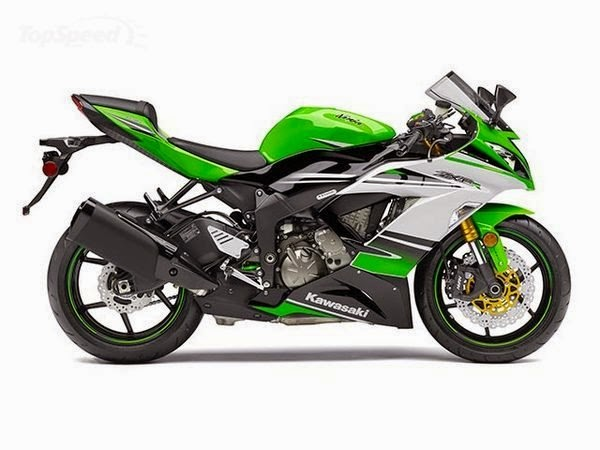 Introducing New Kawasaki Ninja ZX6R ABS 2015 - 2016